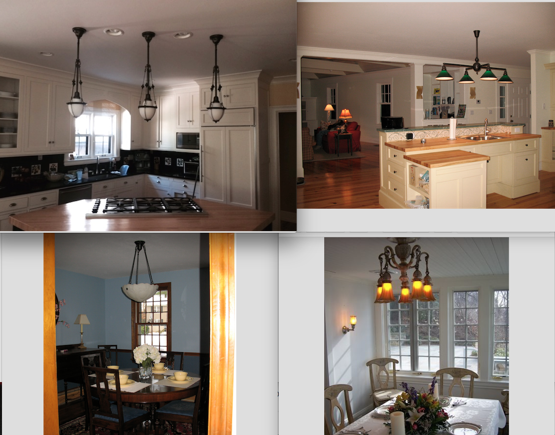 How To Hang A Antique Light Fixture