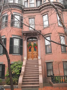1870 Back Bay Townhouse, MA