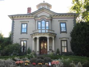 1860 Italianate & Greek Revival Victorian