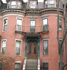 RE-1870 Townhouse-South End, Boston