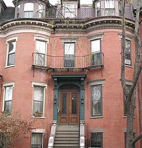 RE-1870 Townhouse-South End, Boston