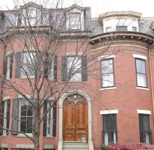 1870 Townhouse- South End, Boston