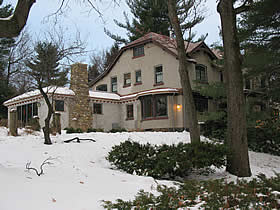 KW-1-1910 English Arts & Crafts Home-Lexington, MA