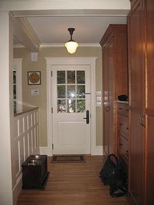 KW-9-Back Door Hallway