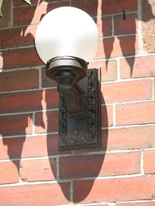 LD-4a-Outdoor Sconce