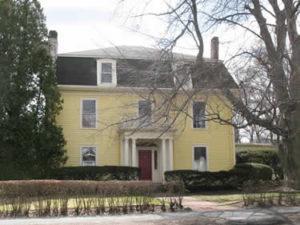 OTRC 1860 Greek Revival-Newton,MA
