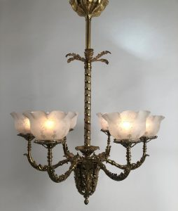 Antique Lighting from the 19th Century